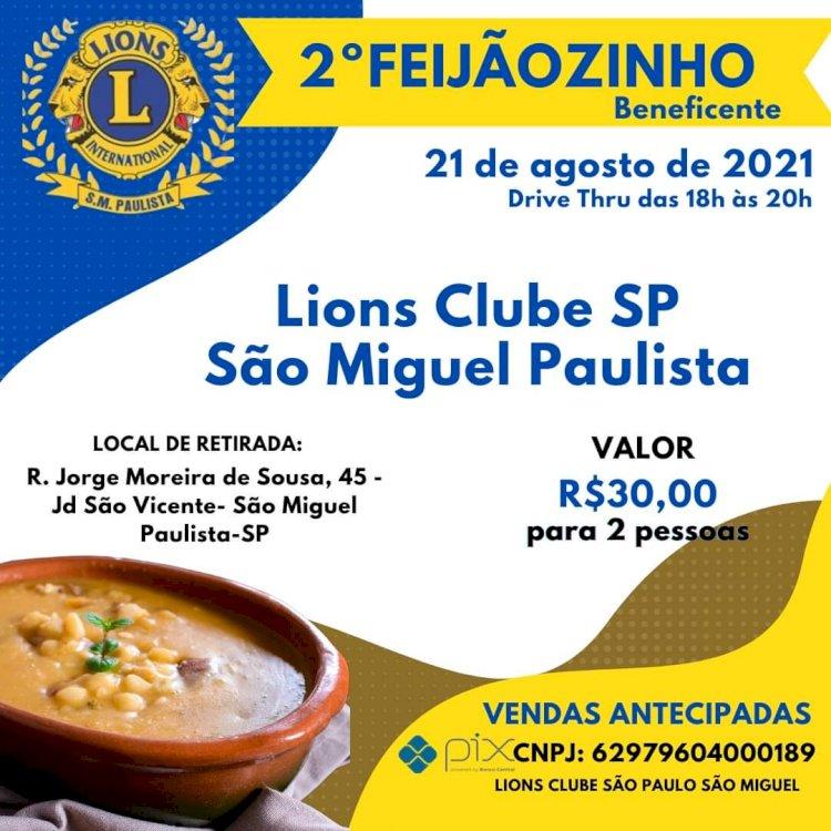 2 Feijãozinho Beneficente do Lions São Miguel Paulista